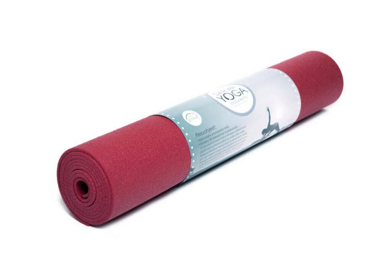 Sarwa Yoga joogamatto, punainen