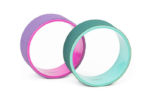 Yoga wheel samsara vihrea pinkki fuksia