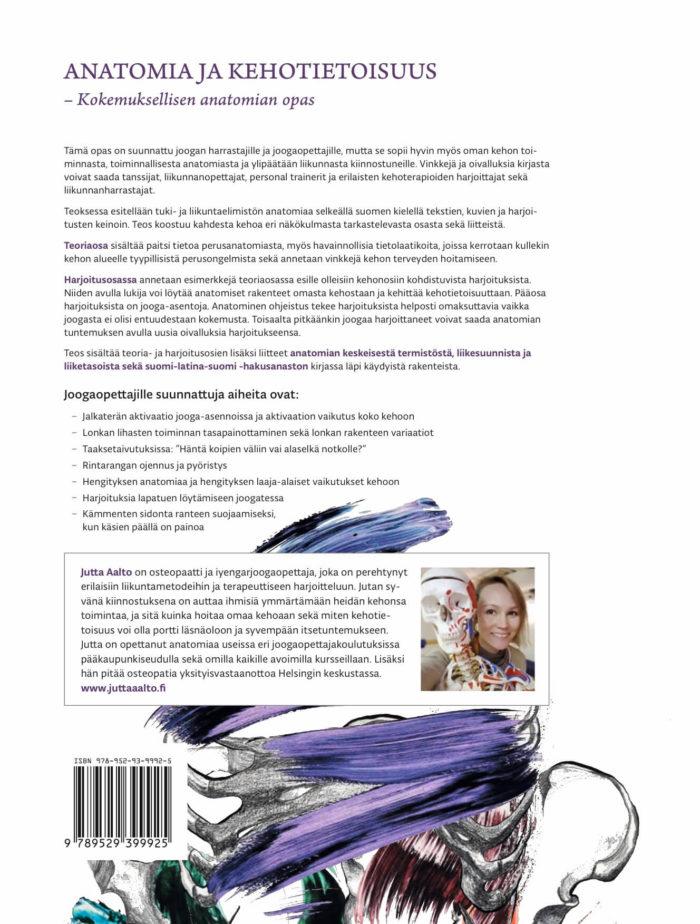 Anatomia ja kehotietoisuus